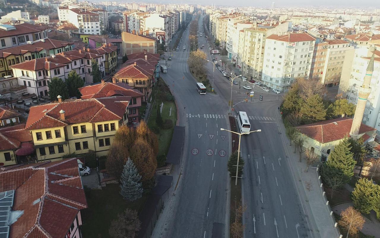 Sokak kısıtlaması işe yaradı! Eskişehir'de günlük vaka sayısında 5 kat düşüş