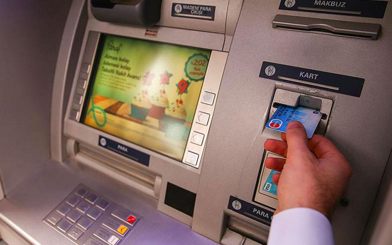 Kamu bankalarından ortak karar: Tüm ATM'ler tek ATM'de toplanacak