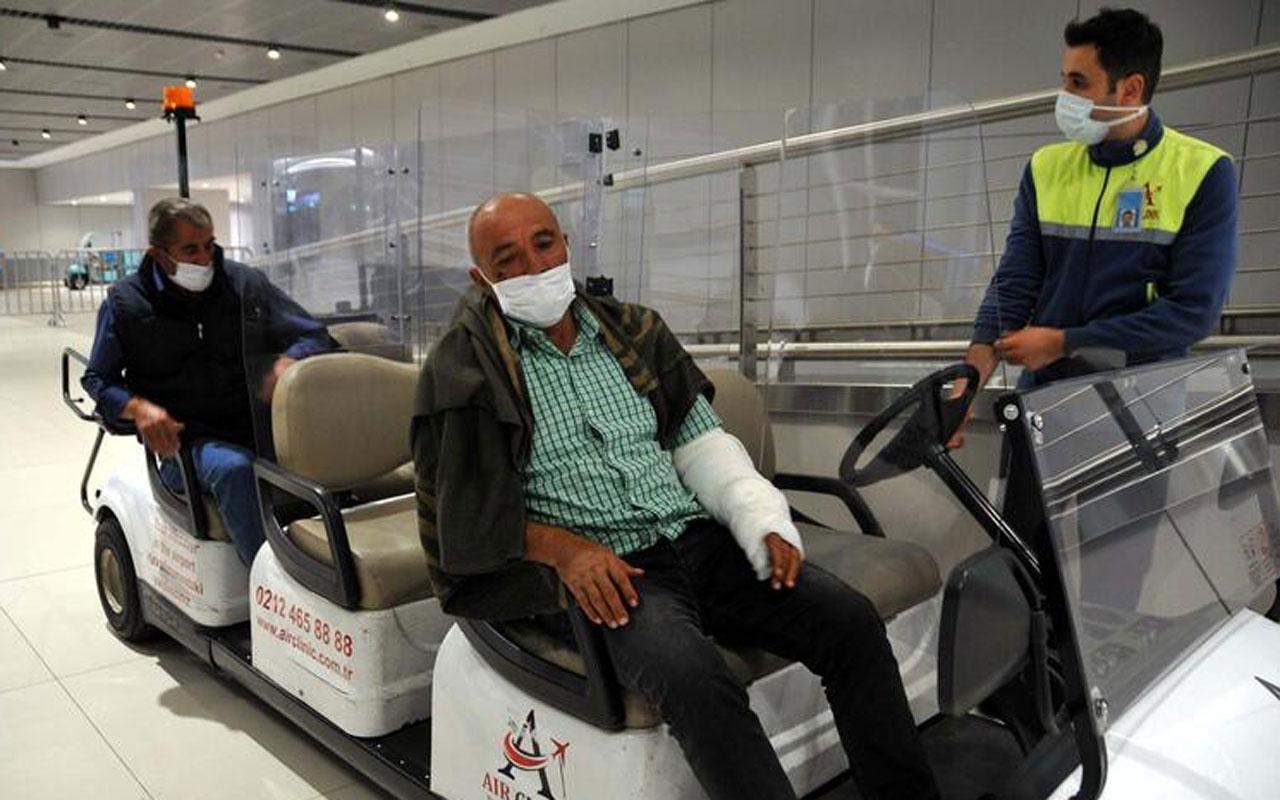 Somali'deki saldırıda yaralananlar Türkiye'de