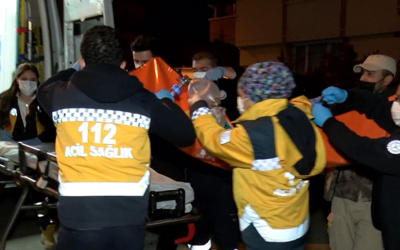 Ankara'da eski sevgilisinin evini bastı çocukları odaya kilitleyip göğsünden kurşunladı