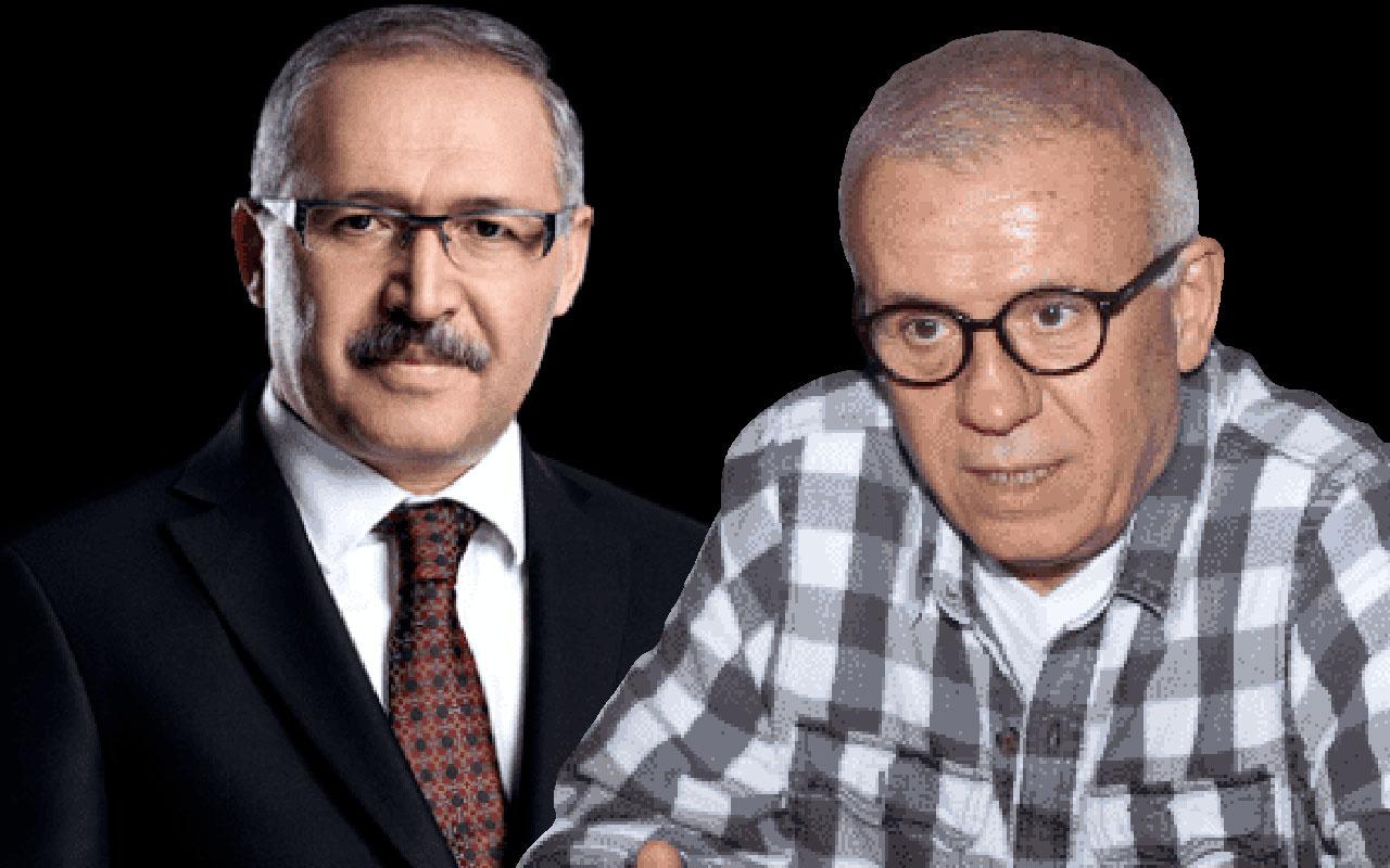 Hürriyet'te sert düello! Abdulkadir Selvi ile Ertuğrul Özkök arasında 'çizgiyi aşma' tartışması