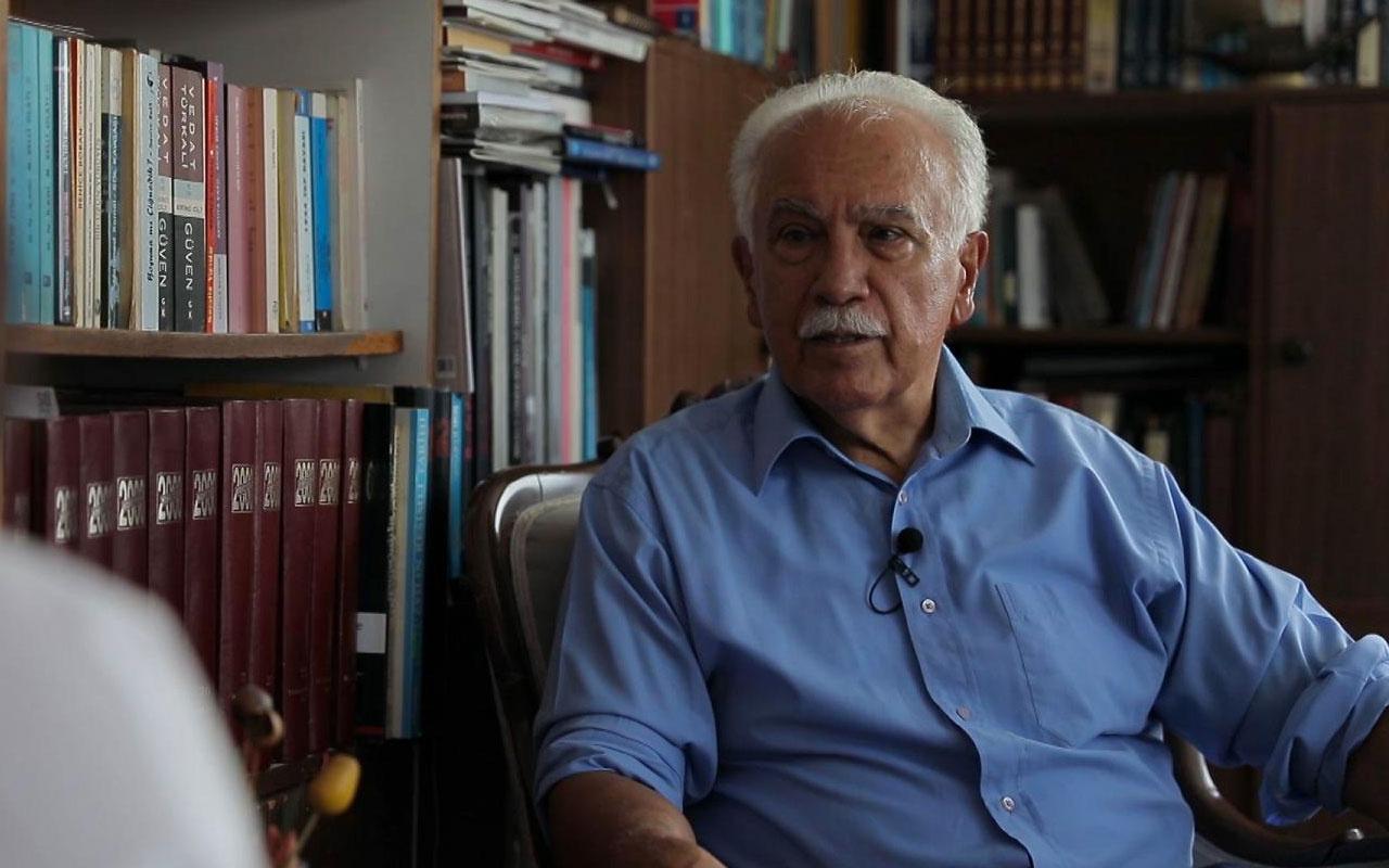 Doğu Perinçek Yunan basınına konuştu! Türkiye'nin bağımsızlığı Avrasya'da mümkün