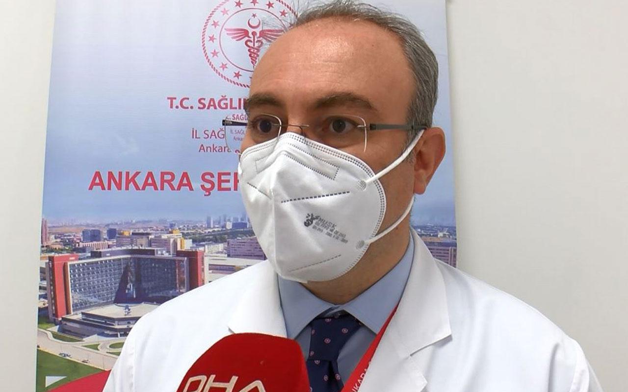 Koronavirüsün yeni bir etkisi daha çıktı Başhekim Prof. Dr. Evren Yaşar açıkladı