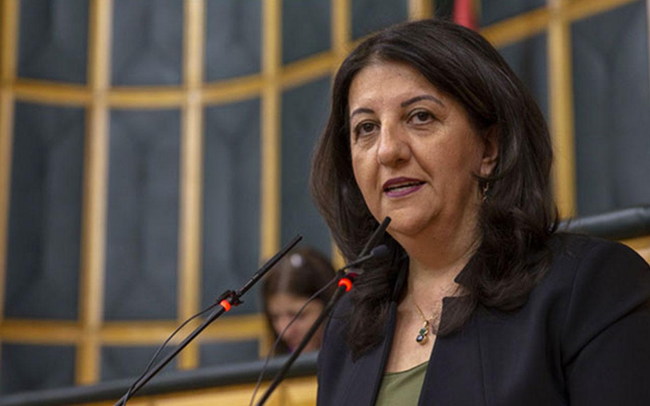 HDP'ye hazine yardımının kesileceği iddiası Pervin Buldan'ı korkuttu! Yardımlar hakkımız