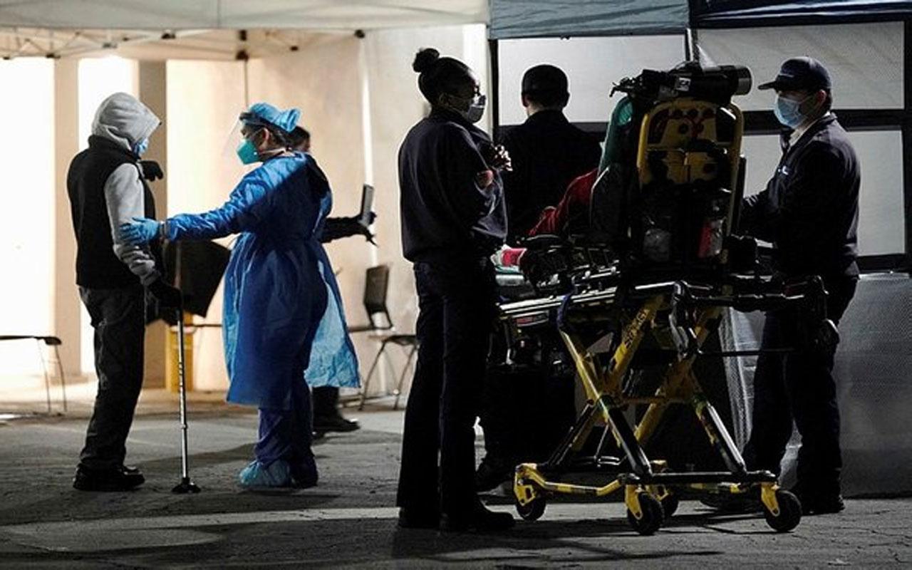 Korkutan açıklama! Los Angeles'ta her 6 saniyede bir kişi koronavirüse yakalanıyor