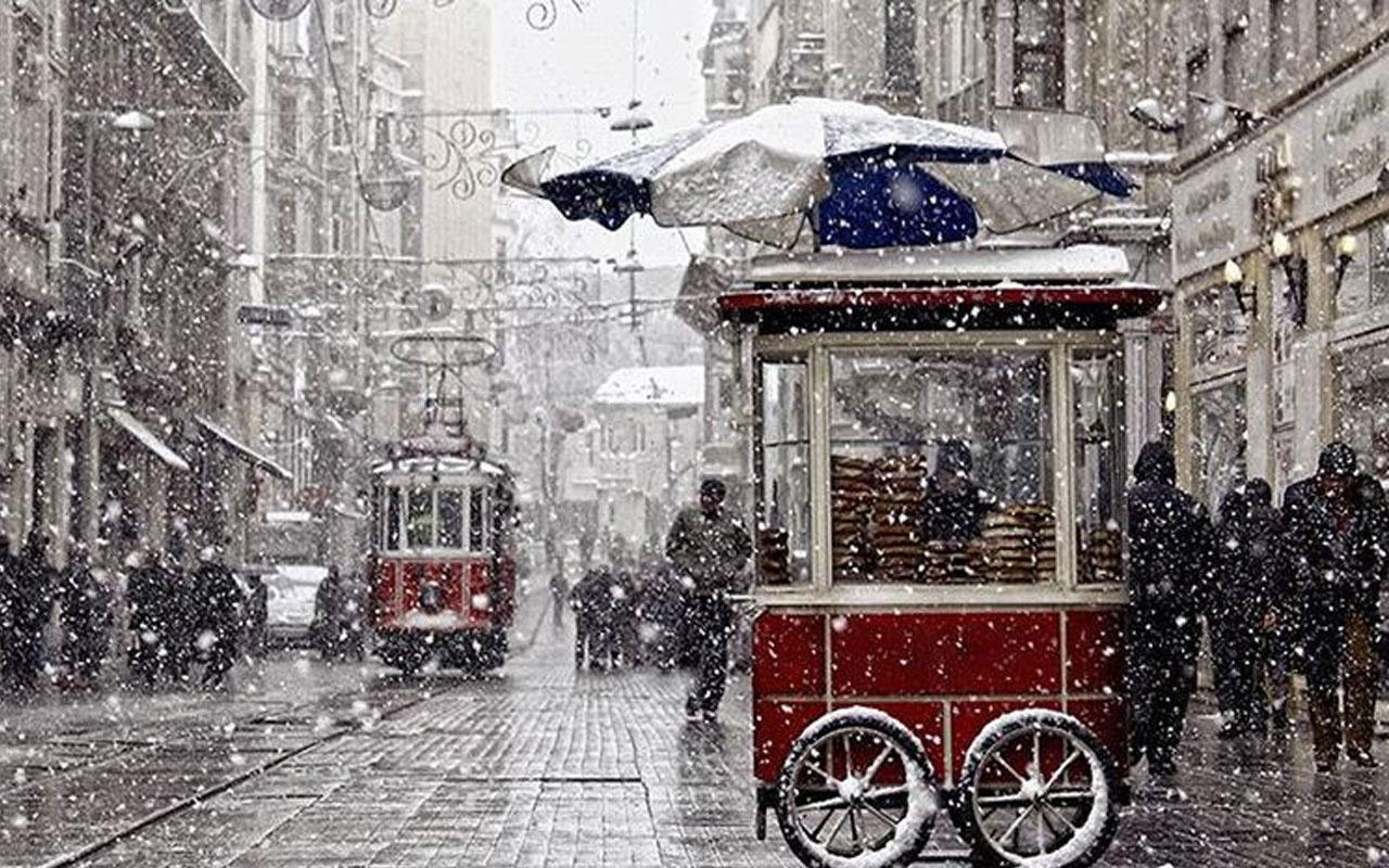 Meteoroloji'den ''İstanbul'a kar geliyor'' iddiasına açıklama