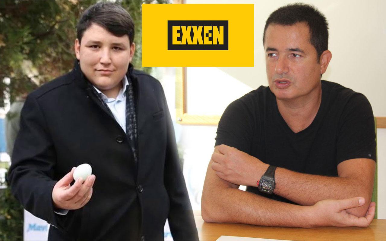 Binlerce kişiyi dolandıran Tosuncuk Acun Ilıcalı'nın Exxen'inde belgesel oldu