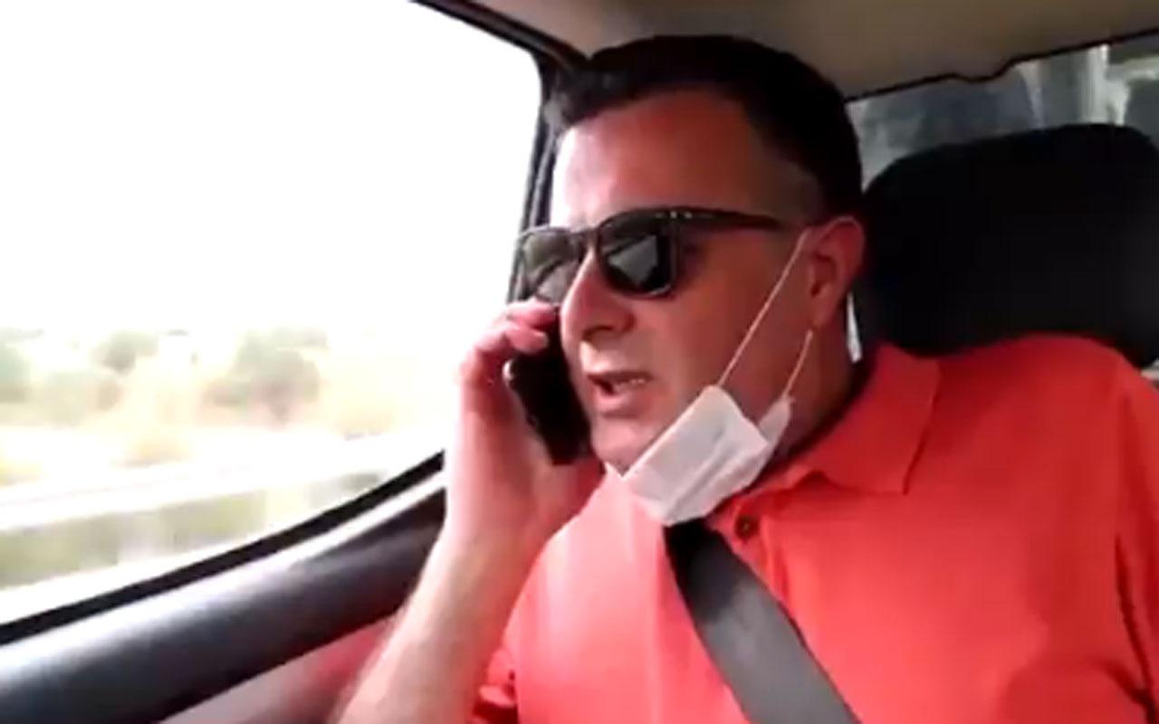 CHP'li belediye başkanının hayali telefon görüşmesi sosyal medyada gündem oldu