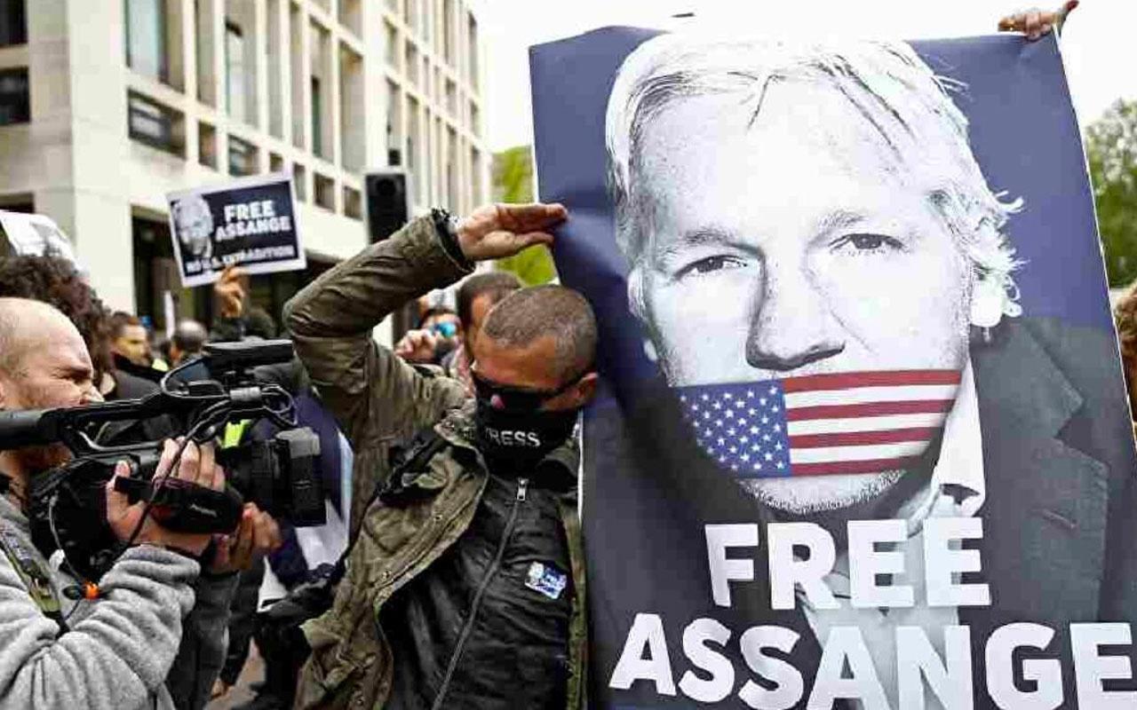Wikileaks kurucusu Assange'ın kefaletle serbest bırakılma talebi reddedildi