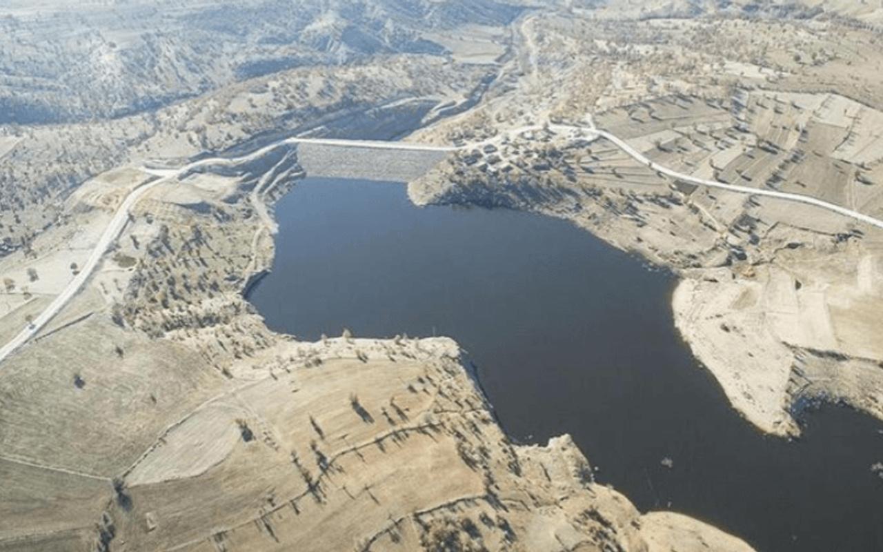 Devlet Su İşleri: Bu ay 6 yer altı barajını daha tamamlayacak