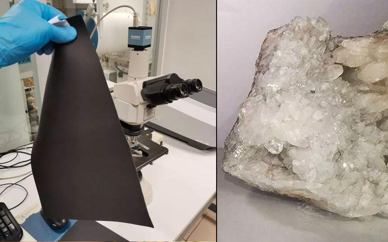 Türk  Turing Kimya firması dünyada bir ilki başardı! Bor madeninden 'Anti-rad' üretildi