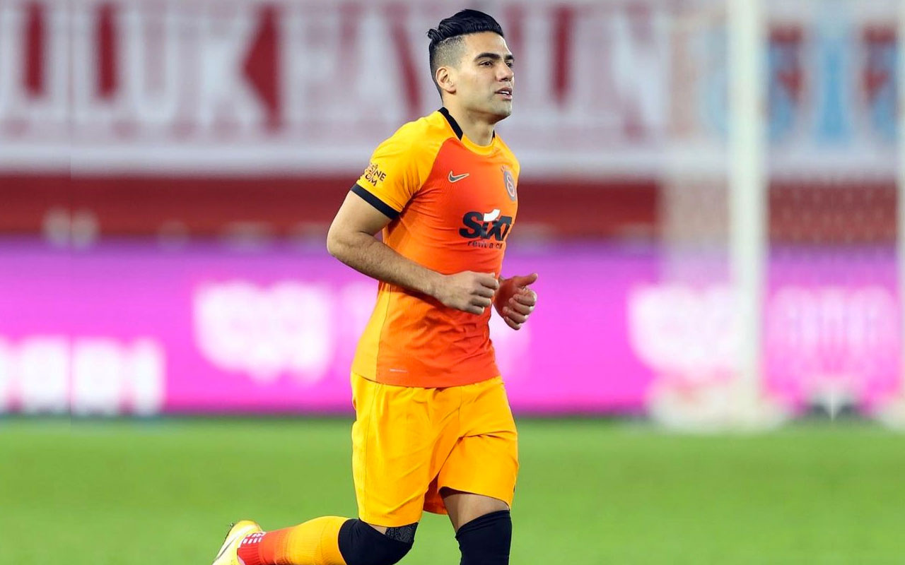 Galatasaray'da Radamel Falcao'ya talip var