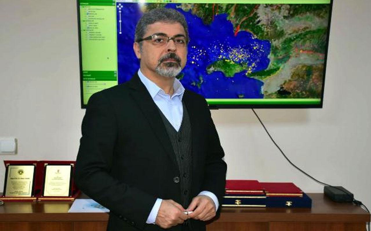 Prof. Dr. Hasan Sözbilir: İzmir depremi 6.8'lik deprem üretebilen fayları tetikledi