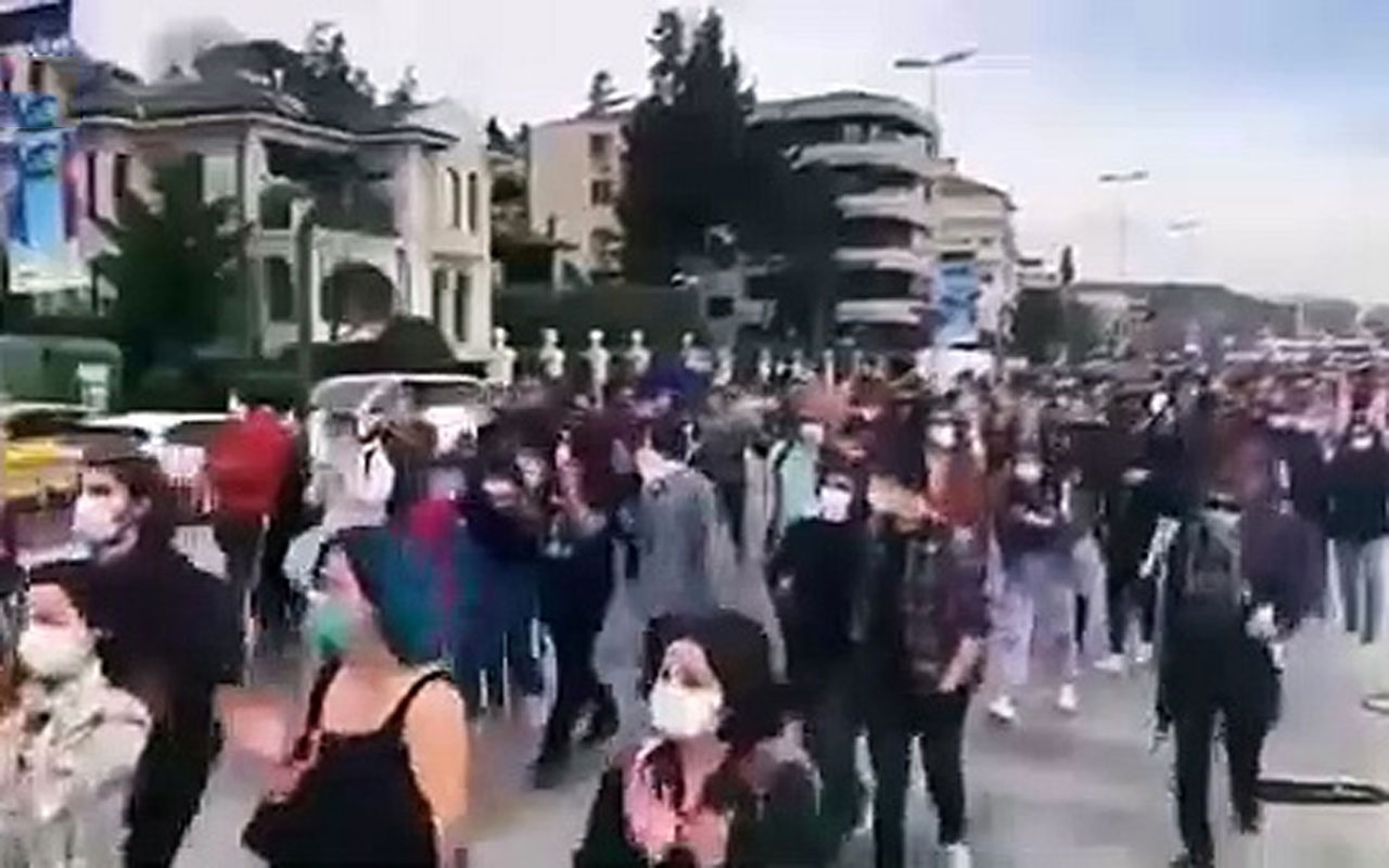 Boğaziçi Üniversitesi protestoları! Kadıköy'de toplanmalar başladı