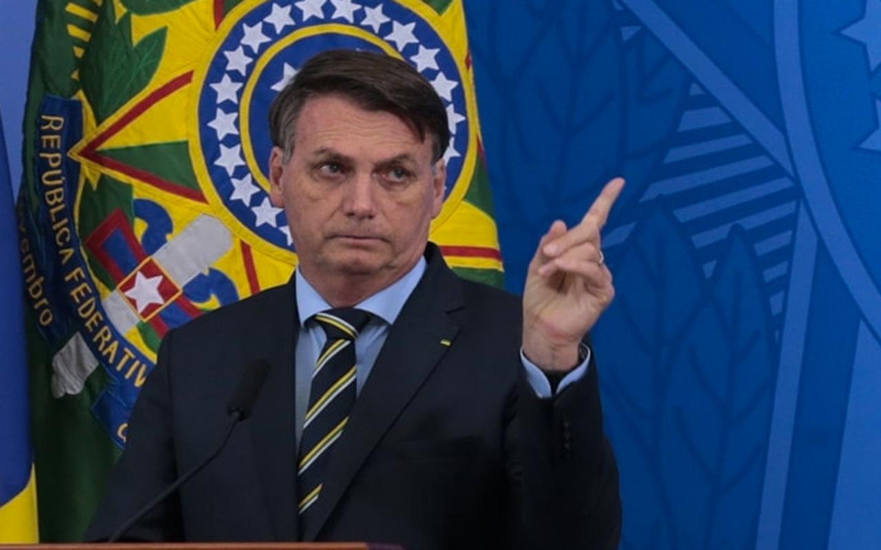 Brezilya Devlet Başkanı Bolsonaro: En iyi aşı virüsün kendisi