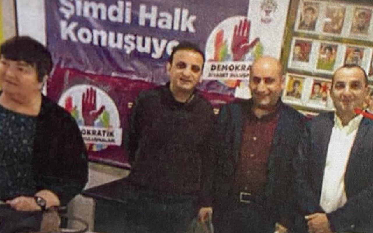 CHP'li Şişli Belediye Başkan Yardımcısı Cihan Yavuz'un PKK'lı görüntüleri ortaya çıktı
