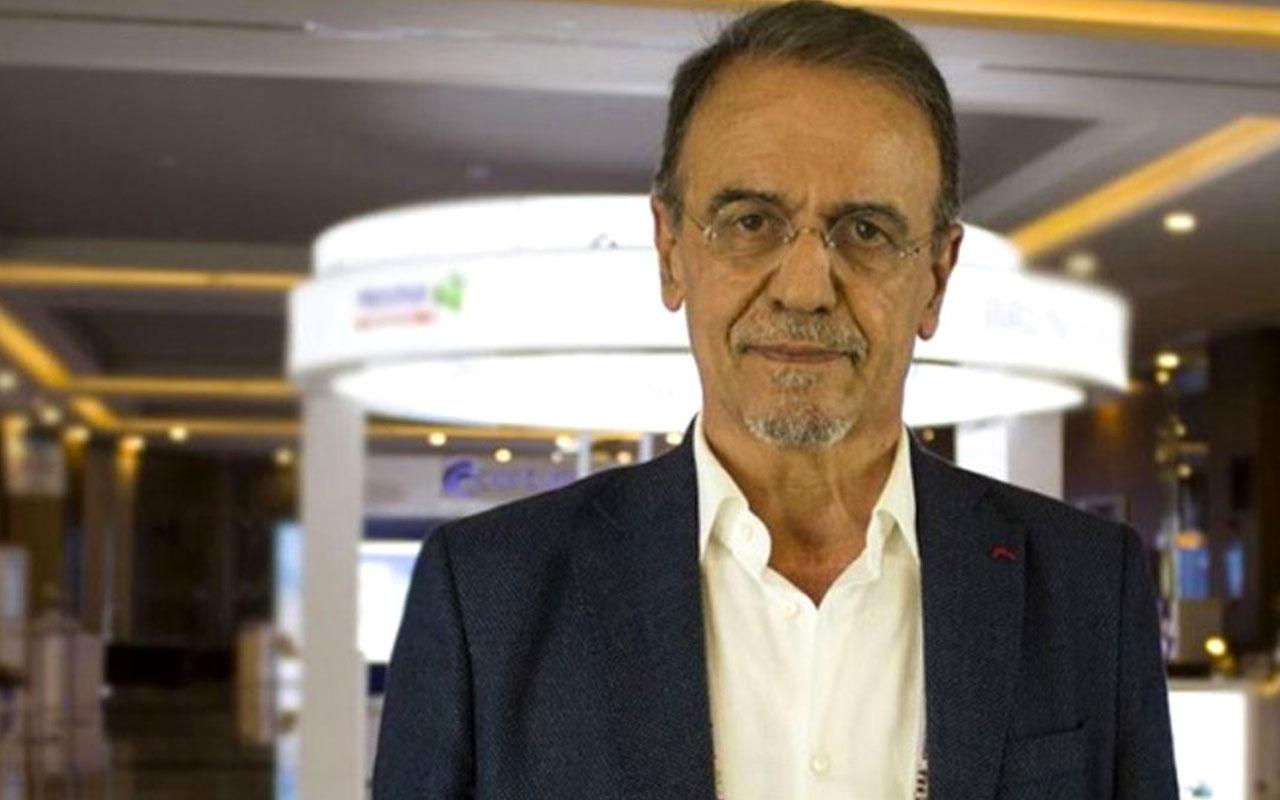 Mehmet Ceyhan'dan Çin aşısı için olay sözler! 60 yaş üstüne yapmak tamamen kumar