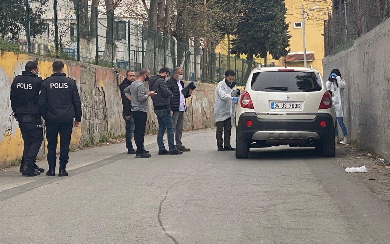 Pendik'te plakasında 'Maşallah' yazan araçla 350 bin liralık gasp
