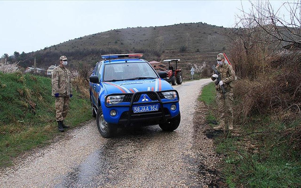Art arda pozitif vakalar! Kastamonu'da 27 kişide koronavirüse rastlanılan köy karantinaya alındı