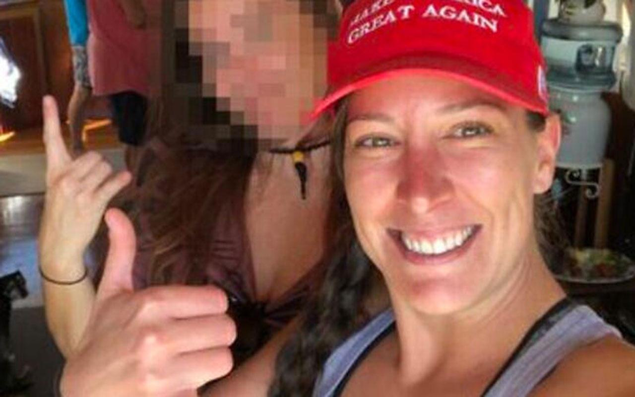 ABD'de Kongre baskınında öldürülen kadının kimliği şok etti! Savaş gazisi eski asker çıktı