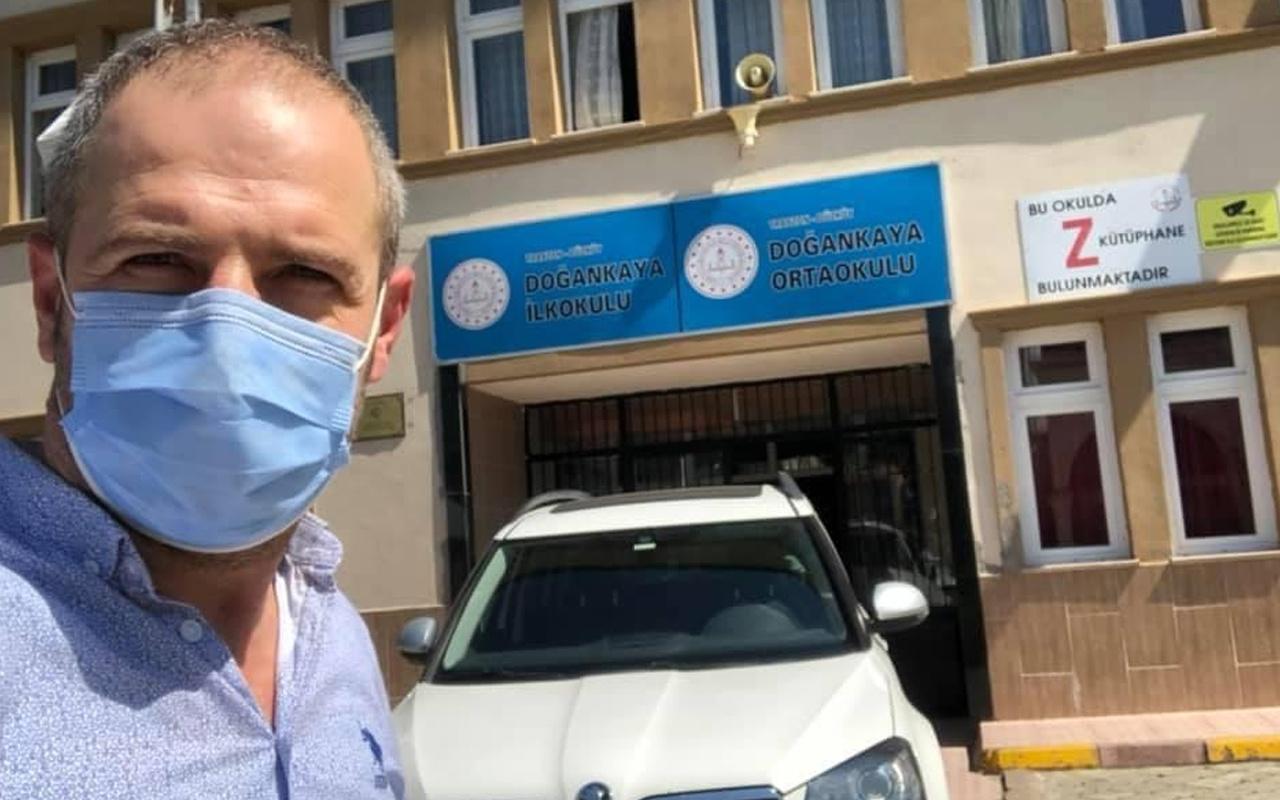 Trabzon'da müdür okulda kendini astı! Tablet dağıtımı yapan öğretmenler cansız buldu