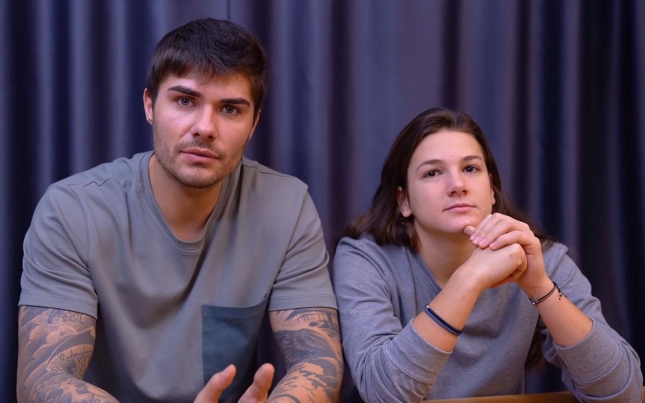 Barış Murat Yağcı'dan sevgilisi Nisa Bölükbaşı'na İstiklal Caddesi'nde evlilik teklifi!