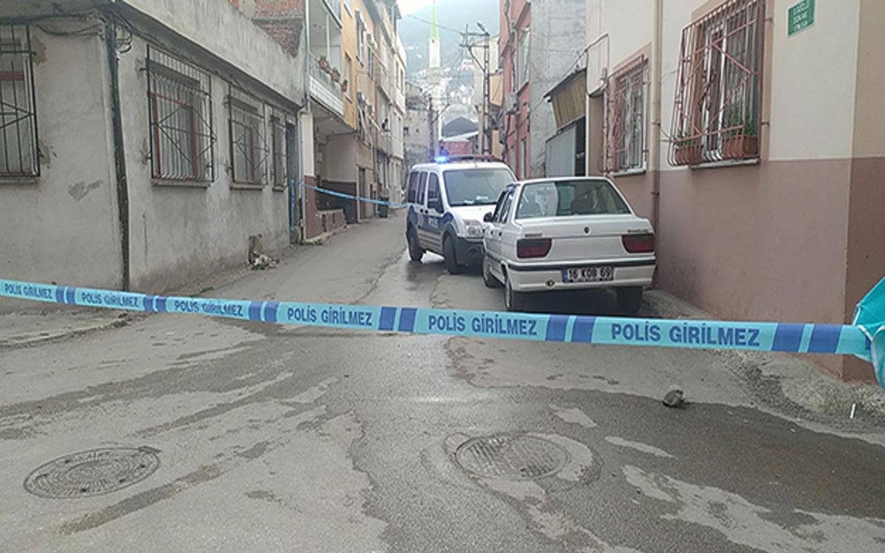 Korkunç olay! Bursa'da 80 yaşındaki baba tartıştığı oğlunu silahla vurdu