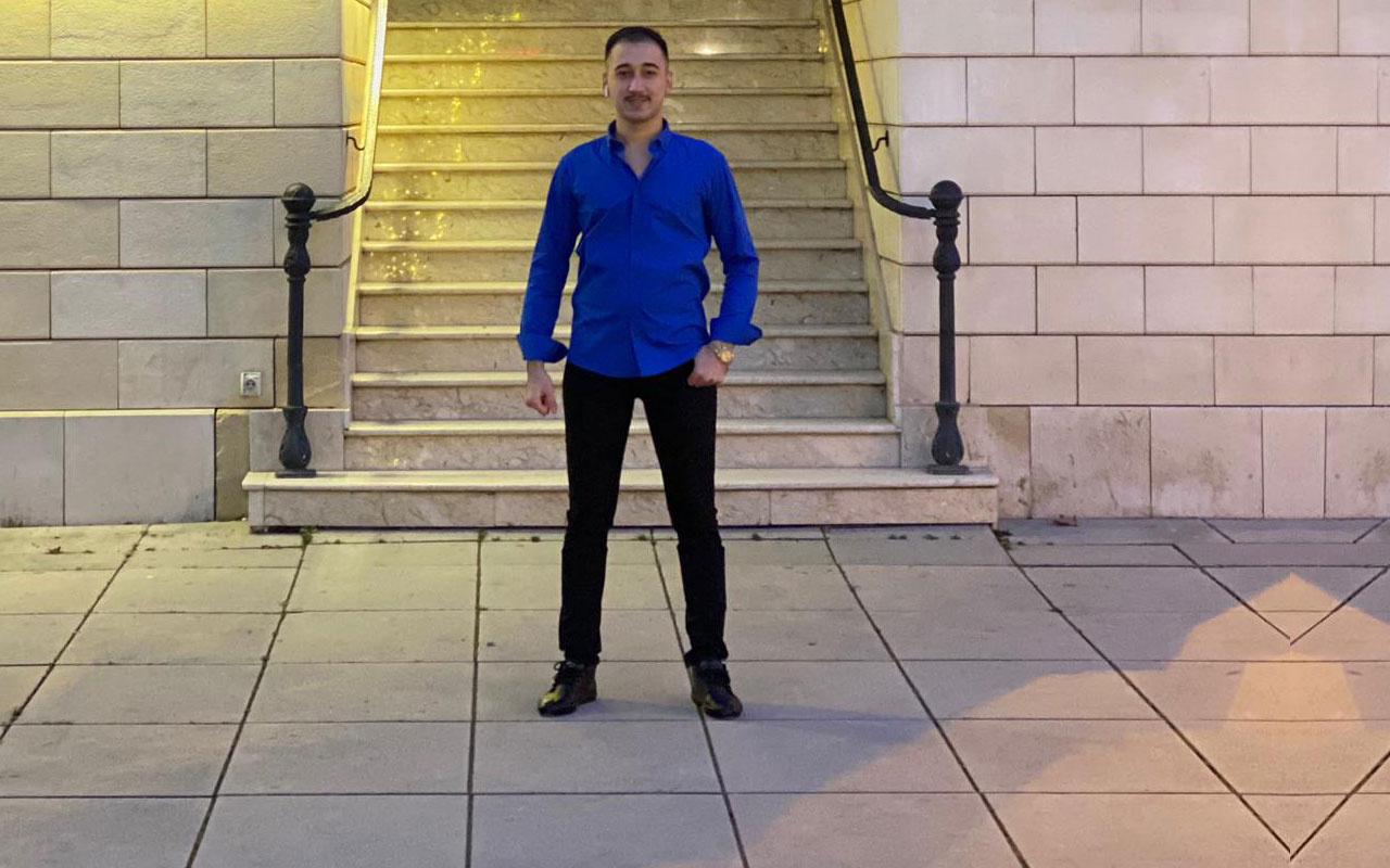 Genç iş adamı Umutcan Aksoy'dan ihtiyaç sahiplerine yardım