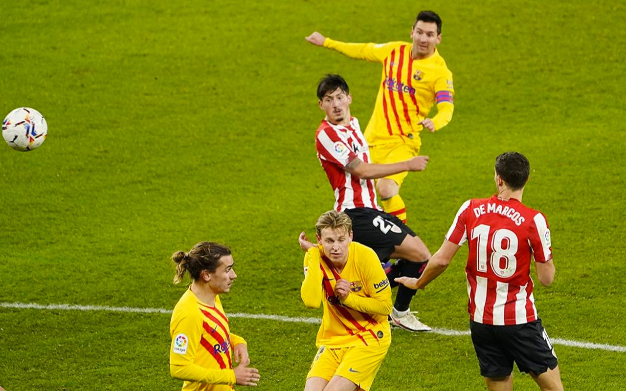 Gol düellosunda Messi sahneye çıktı