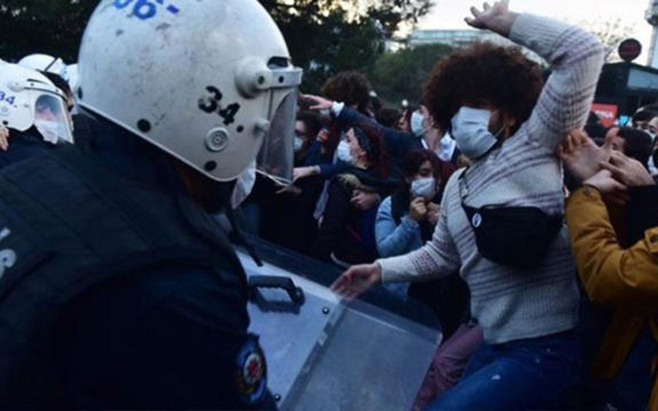 Boğaziçi Üniversitesi'ndeki protestolarda gözaltına alınan 24 kişi adliyeye sevk edildi
