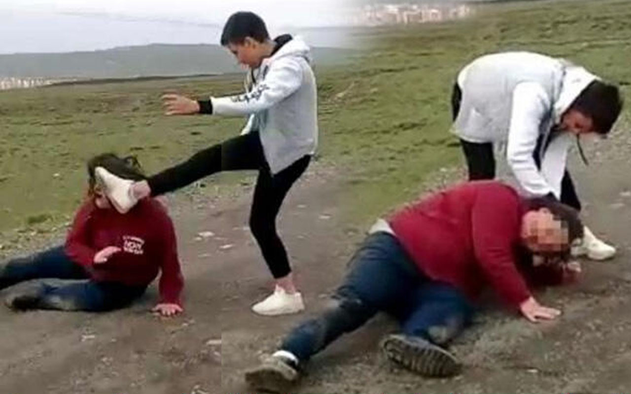 Erzurum'da 2 genç kızı dövüp istismar ettiler! 18 yaşındaki sanığa 63 yıl ceza onandı