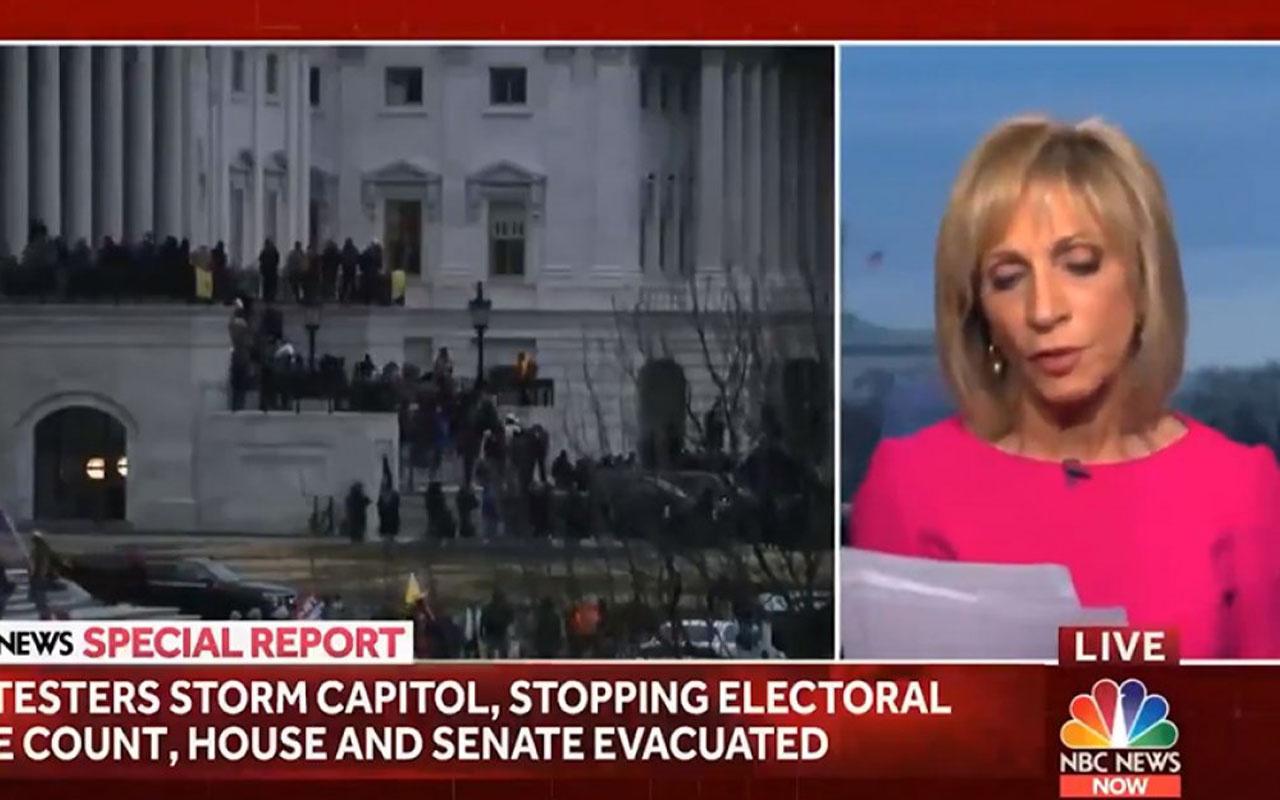 Türkiye'nin ABD'yle ilgili mesajından rahatsız olan NBC News sunucusu haddini aştı
