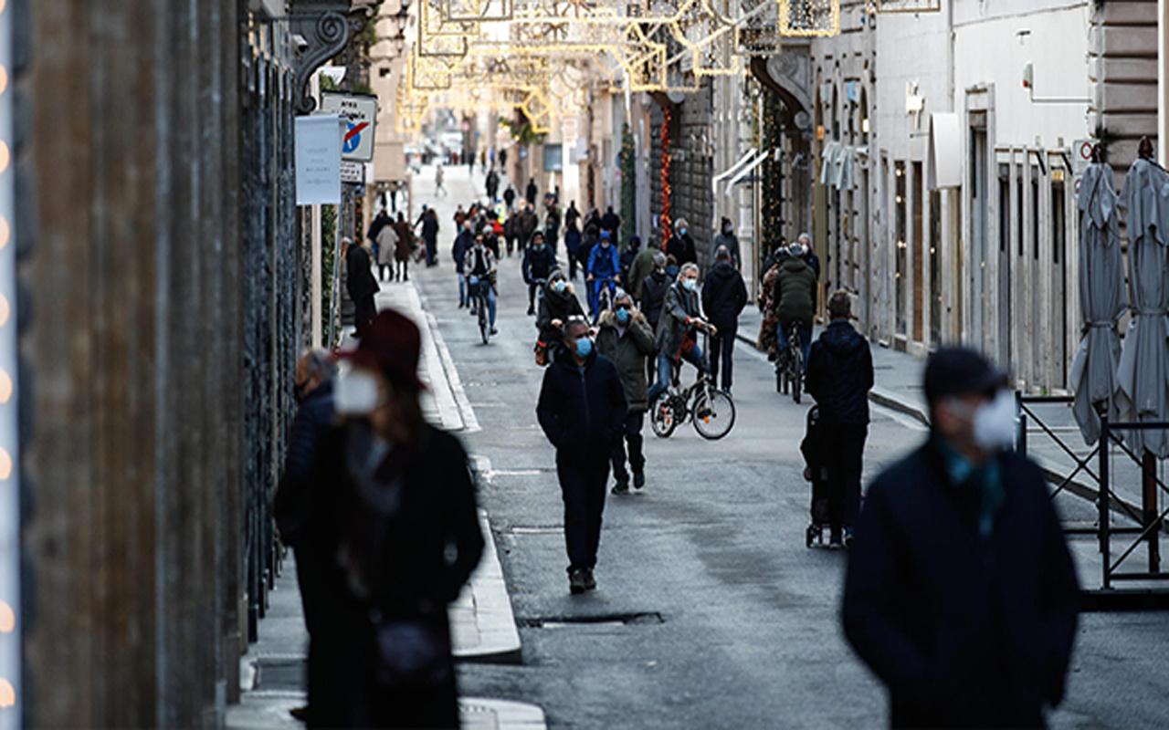 Ülkede aşılama sürüyor! İtalya'da son 24 saatte 20 bin 331 yeni vaka