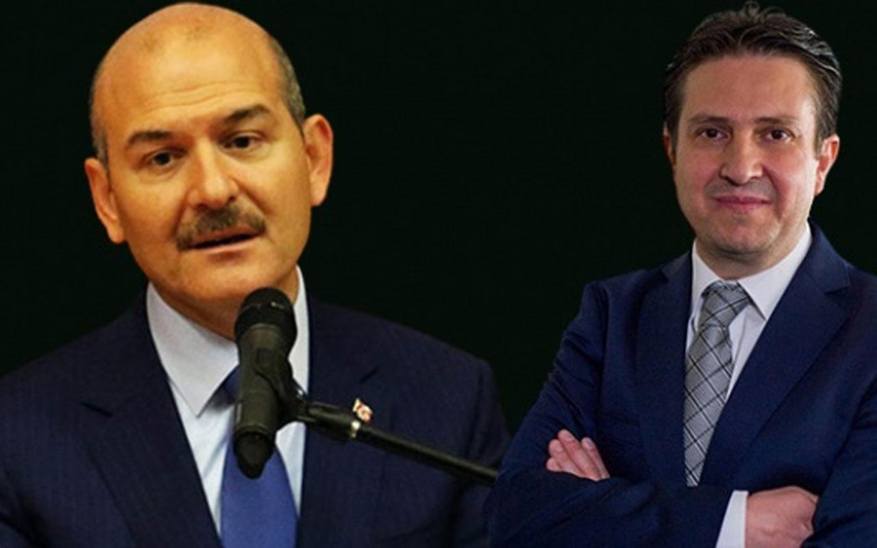 Süleyman Soylu'dan, 'Boğaziçi'nde yeni bir Gezi çıkarma kapasiteleri var mı?' sorusuna olay yanıt