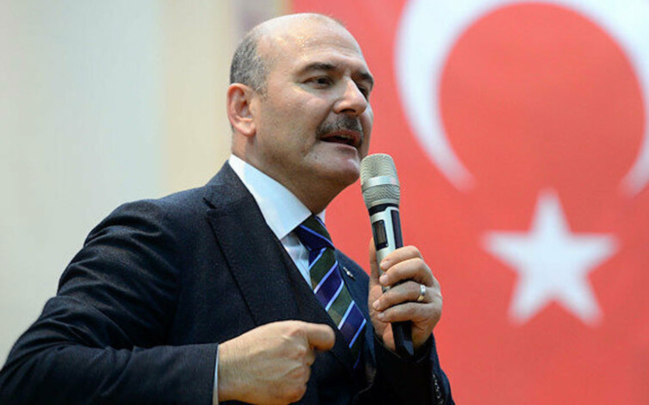 İçişleri BakanıSüleyman Soylu'dan 'Murat Karayılan'açıklaması