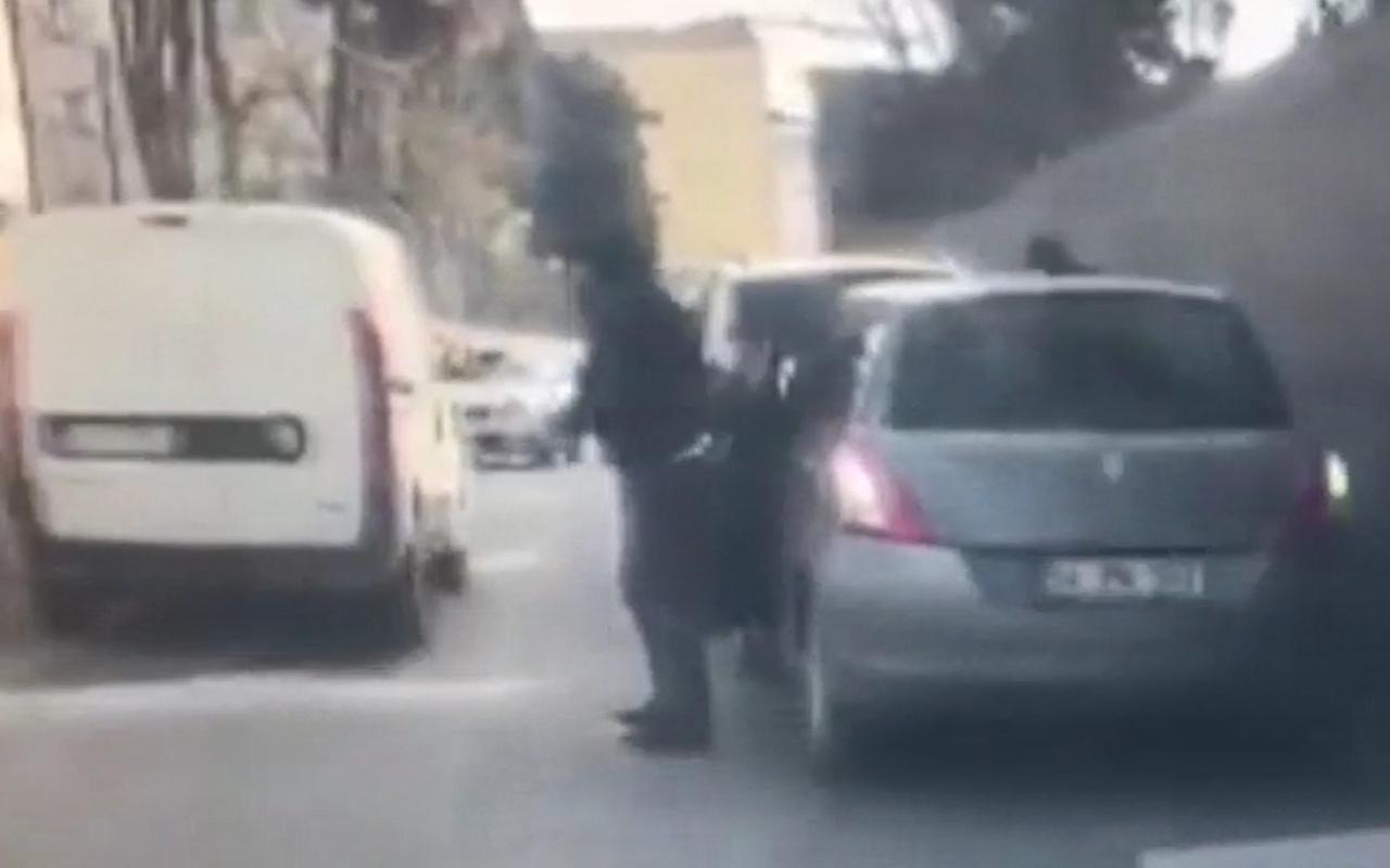 İstanbul Pendik'te 350 bin liralık gasp yalanını araç kamerası görüntüleri ortaya çıkardı