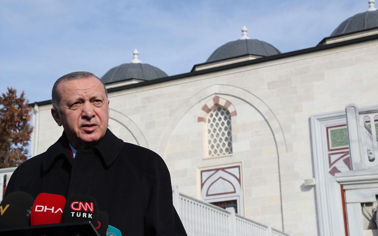 Cumhurbaşkanı Erdoğan'dan Boğaziçi Üniversitesi açıklaması! Canan Kaftancıoğlu DHKP-C militanı