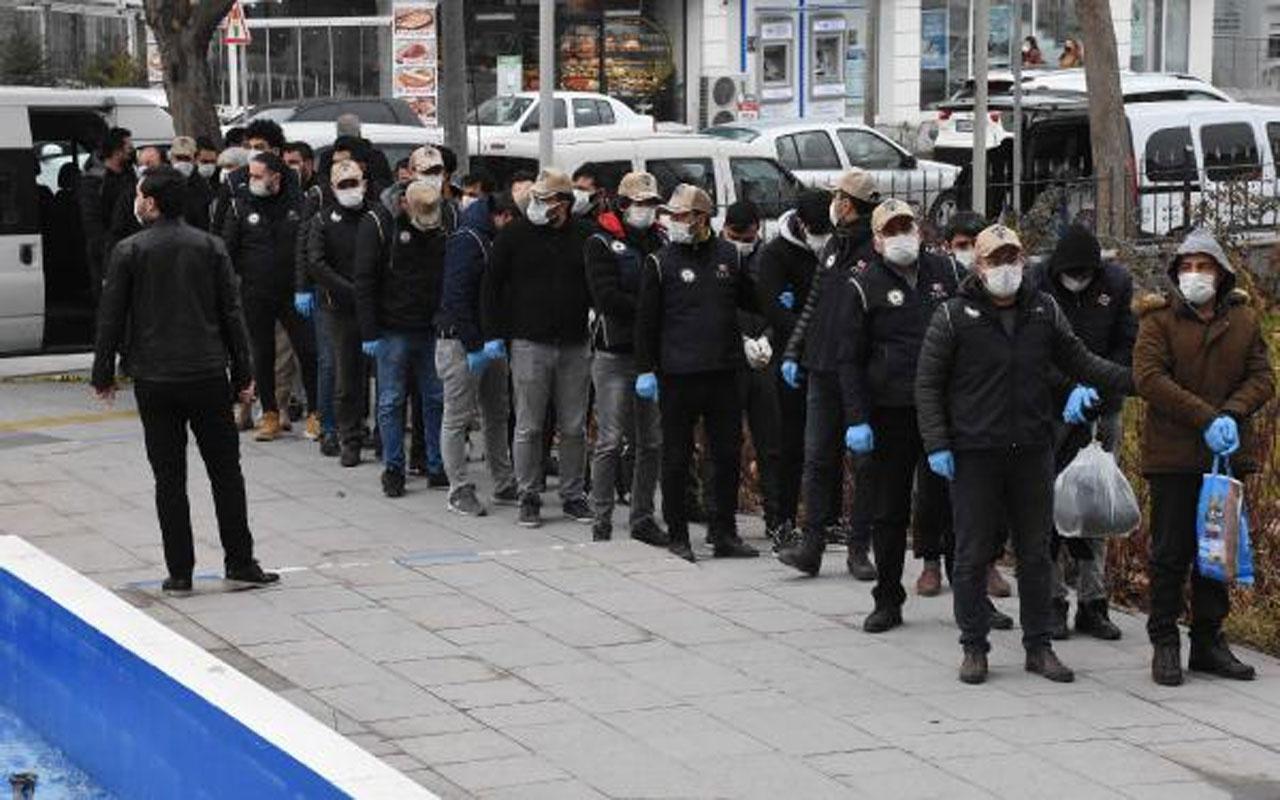 Kırşehir'de DEAŞ operasyonu: 24 şüpheli gözaltına alındı
