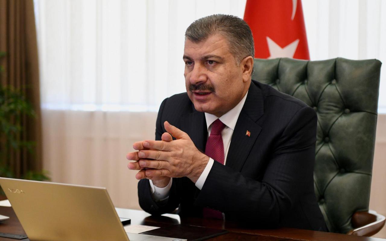Sağlık Bakanı Fahrettin Koca'dan İstanbul, Ankara, İzmir ve Bursa açıklaması