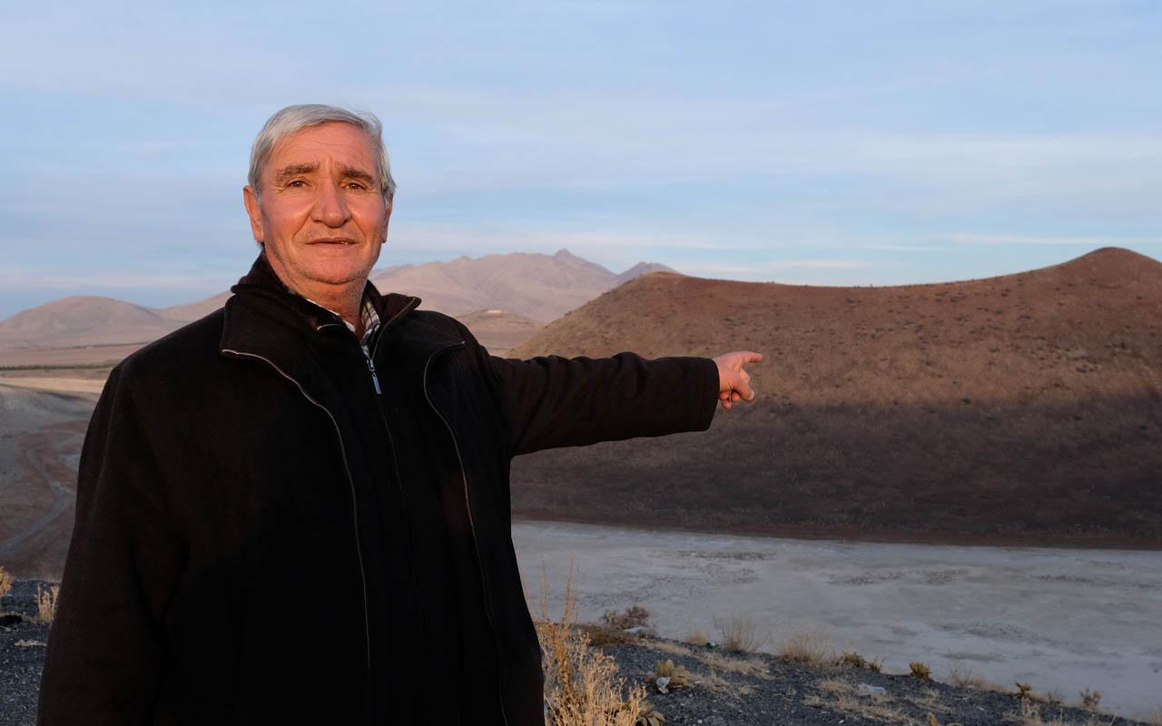 Konya'da 'Dünyanın nazar boncuğu' deniyordu! Meke Gölü haritadan silinme noktasında