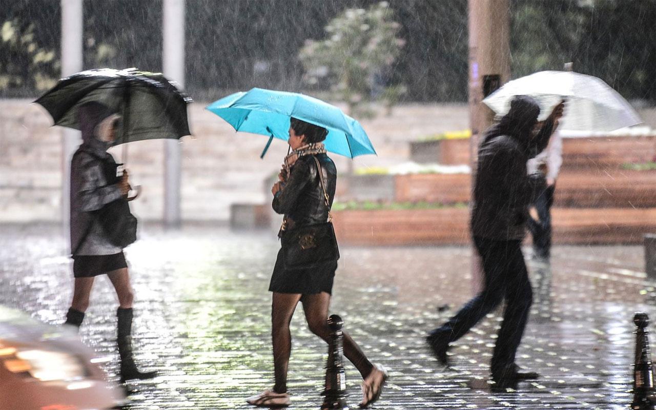 Meteoroloji duyurdu yarın başlıyor yağışlar aralıksız 5 gün sürecek
