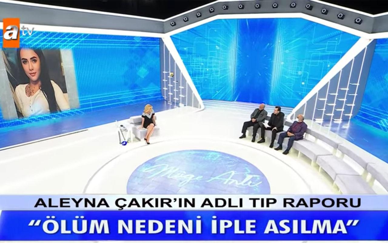 Rahmi Özkan'ın Aleyna Çakır - Ümitcan yorumu Müge Anlı'yı bile isyan ettirdi