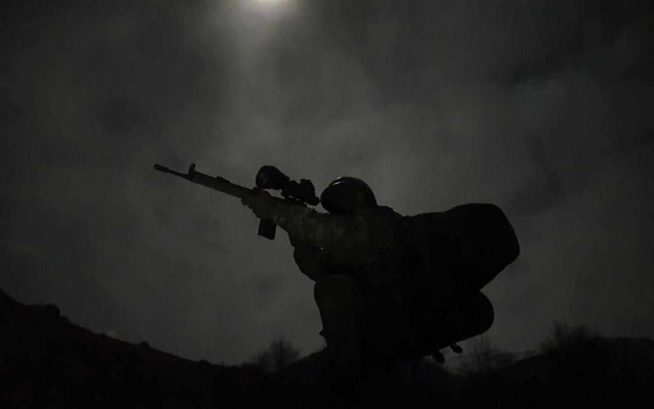 MSB duyurdu PKK'ya geçit yok 4 terörist daha öldürüldü