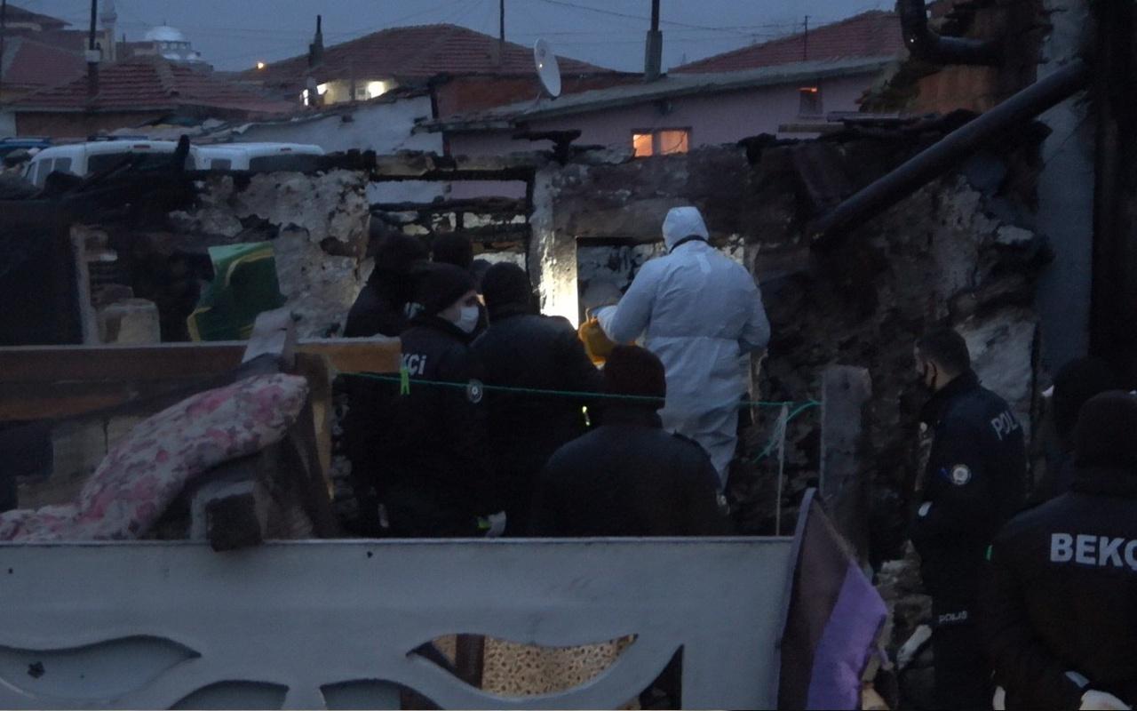 Kırklareli'nde yaşlı kadın yalnız yaşadığı evinde feci şekilde can verdi