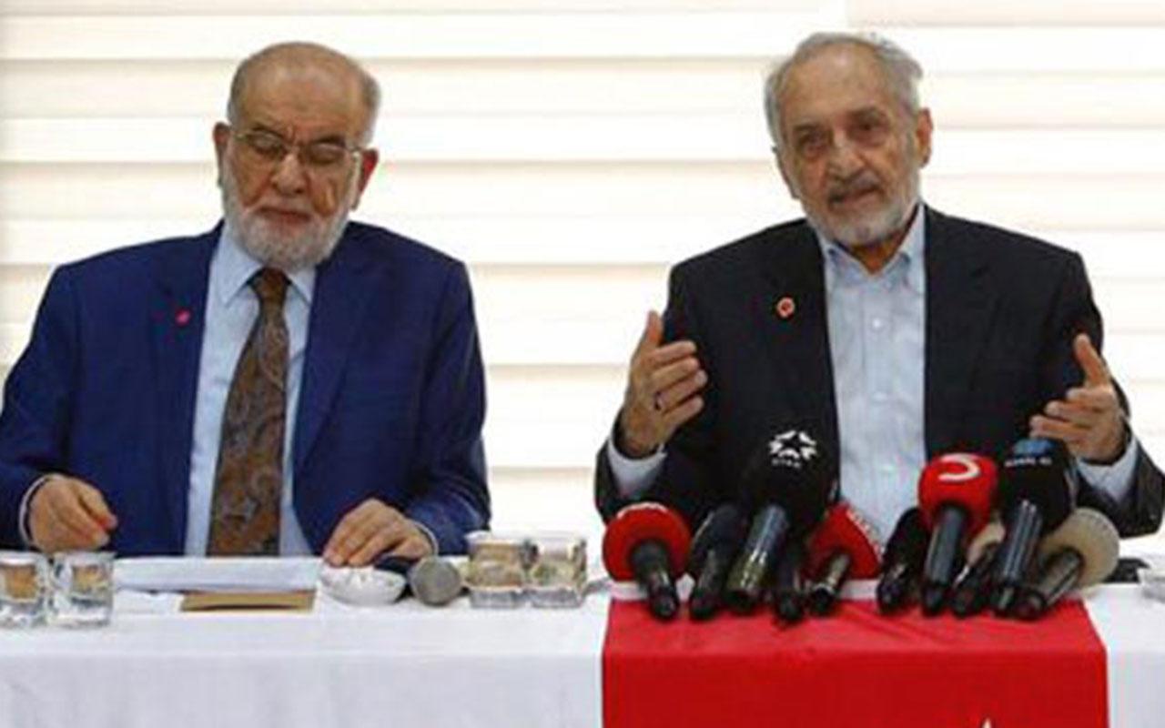 Saadet Partisi'nde neler oluyor? Oğuzhan Asiltürk, Temel Karamollaoğlu'ndan neden rahatsız