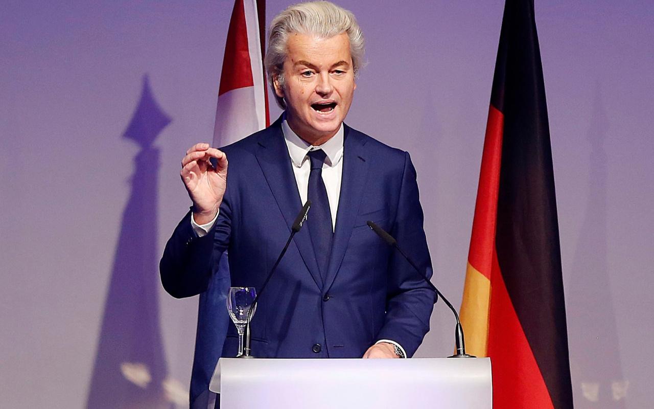 Wilders'in seçim vaadi: İslam'dan Arındırma Bakanlığı