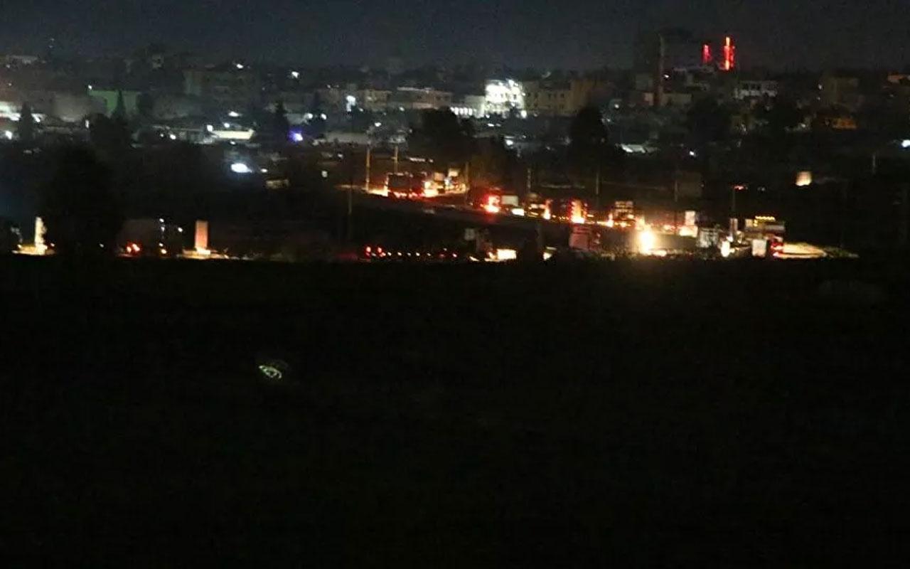 Bağdat'ta ABD konvoyuna EYP'li saldırı