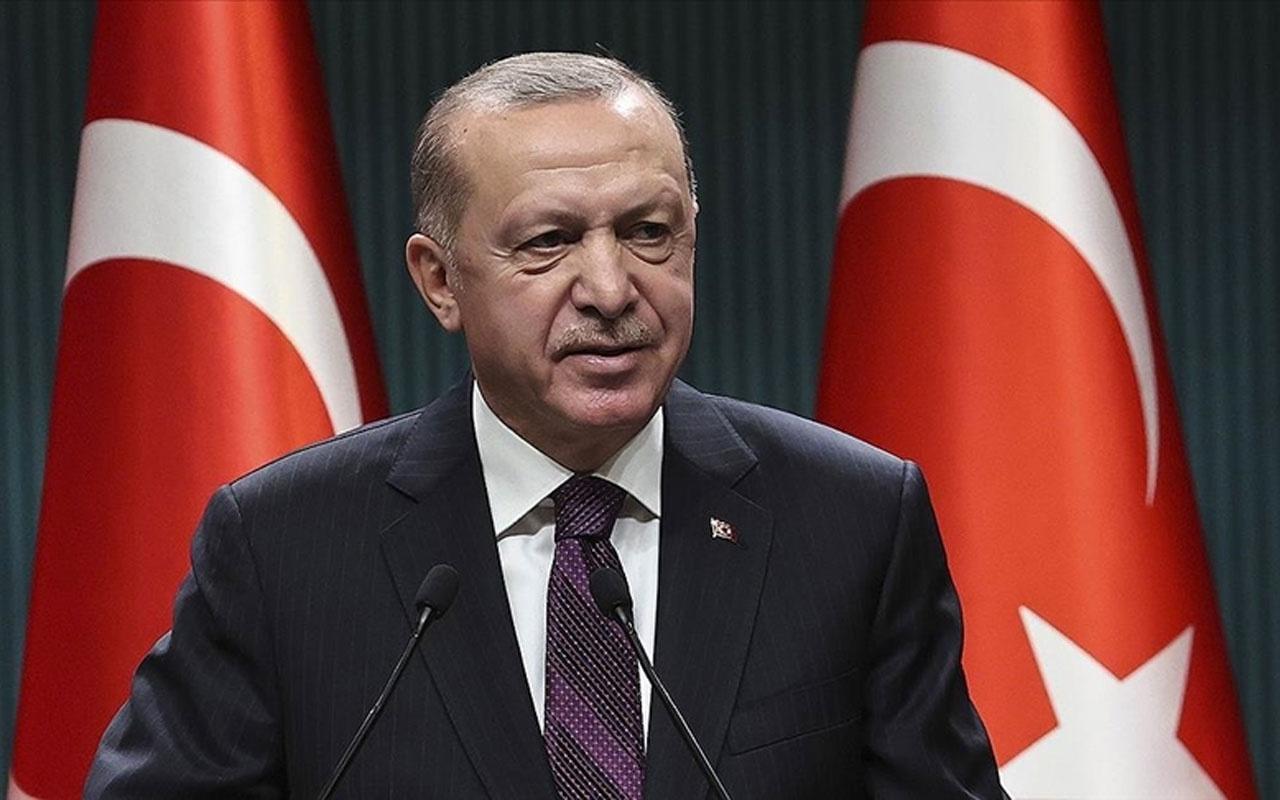 Cumhurbaşkanı Erdoğan'dan Boğaziçi Üniversitesi açıklaması