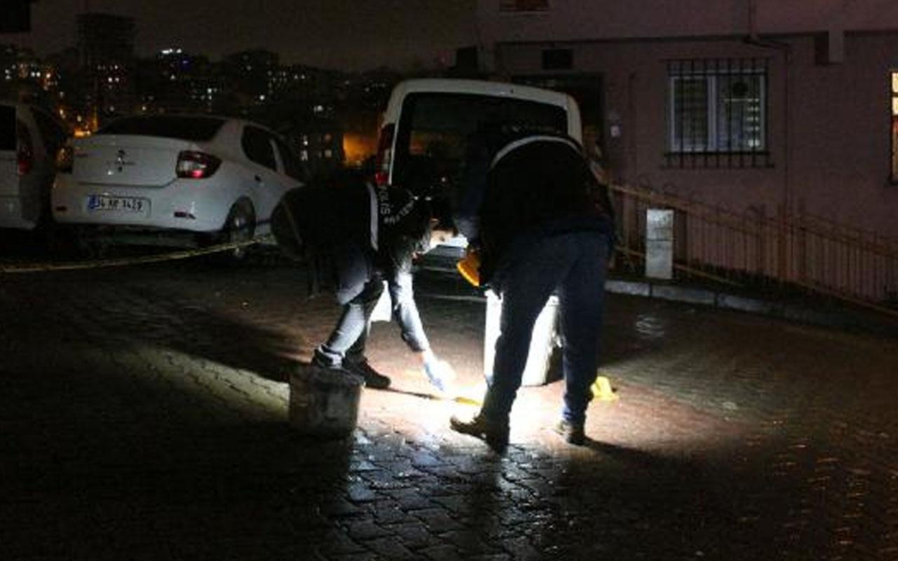 Kağıthane'de taksi şoförüne kanlı pusu! Cezaevinden yeni çıktı öldürüldü