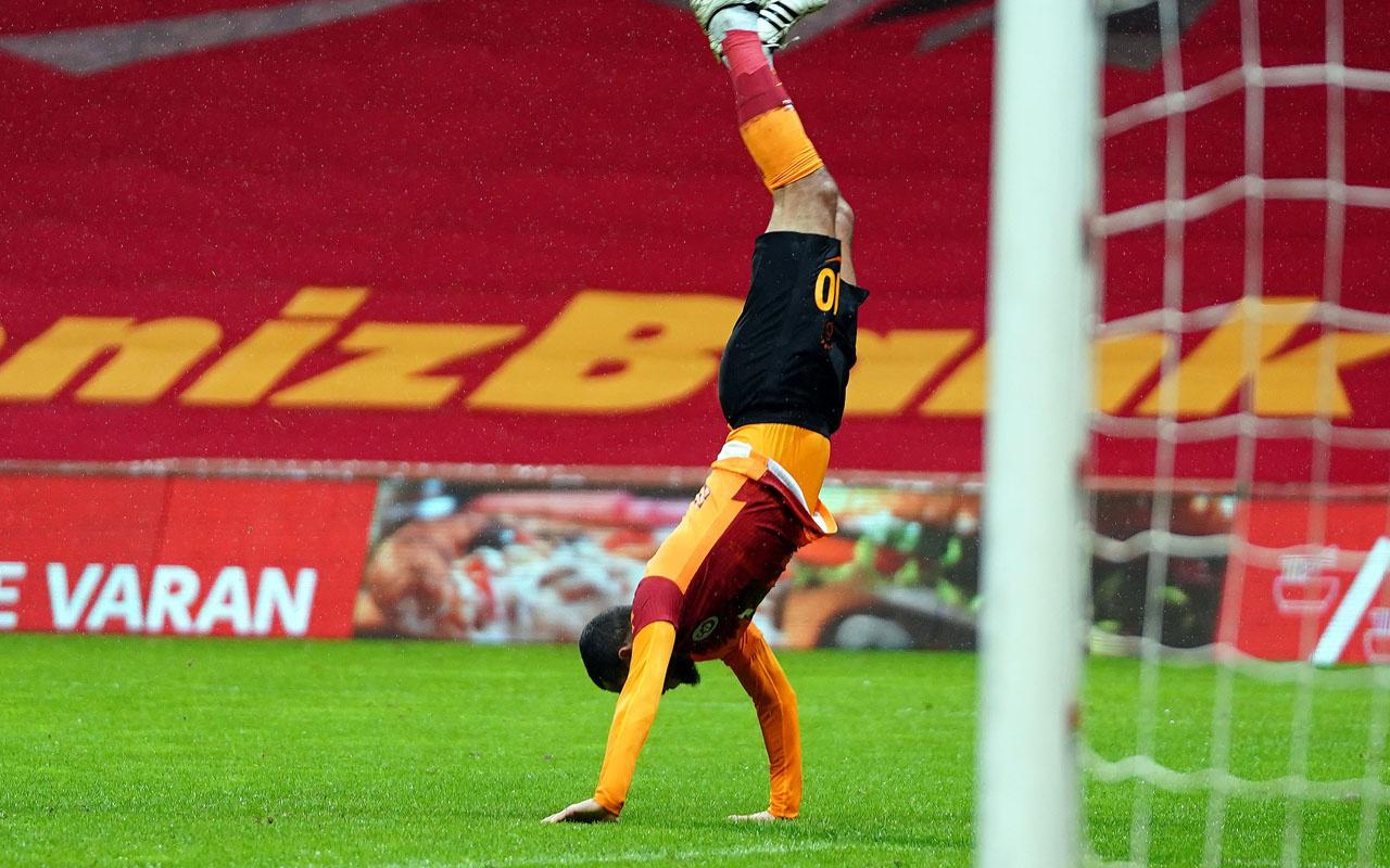 Galatasaray-Gençlerbirliği Süper Lig maçı özet ve golleri